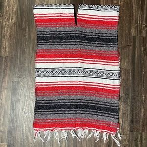 Mexican Style Poncho